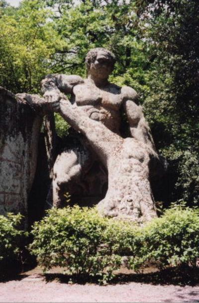 ボマルツォの怪獣公園