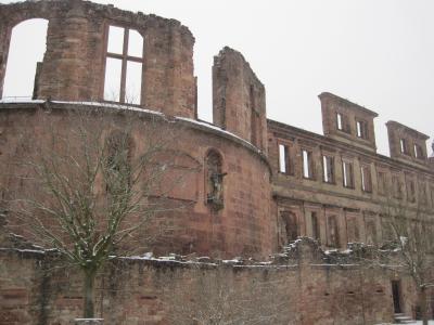 冬のヨーロッパ弾丸ツアー~1.ドイツ
