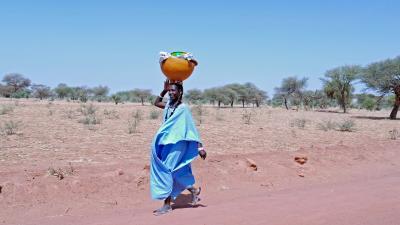 西アフリカ マリ共和国