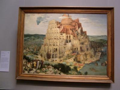 オーストリア 世界遺産の旅 4:ウィーン 美術館と市内ブラブラ