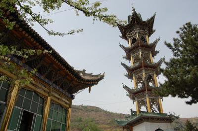 東チベット アムドの旅(13)~合作→臨夏→蘭州~
