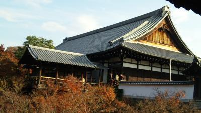 京都出張(研修会)で東福寺