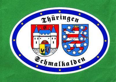 Schmalkalden/シュマルカルデン同盟締結の地