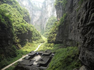 《重慶泊》2日目 世界遺産『中国南方カルスト 武隆』 《重慶泊》3日目 世界遺産『大足石窟』 《