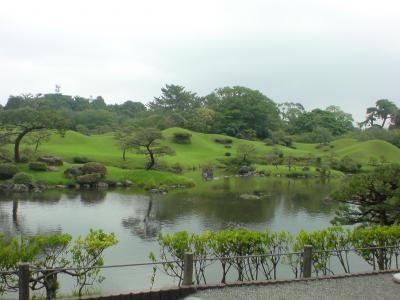 思い立ってしまいました!リレーつばめで水前寺公園へ♪