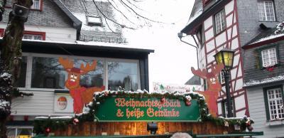 クリスマスマーケット 2009 モンシャウ