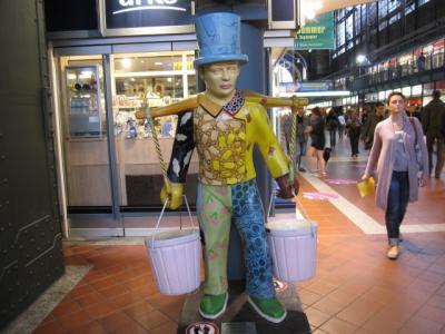ドイツ・ハンブルク(Hamburg)◆ ブラブラ~♪ 街歩き ◆