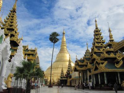 2010年8月-9月 ありがとうがいっぱい♪東南アジア7ヵ国 30日間の旅 (8日目・ミャンマー・インレー湖→ヤンゴン編)