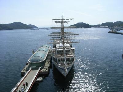 南あわじをゆく(10年秋) 福良港から「うずしおクルーズ」