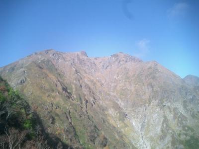 2010 谷川岳登山 日本三大急登攀どっ根性物語篇