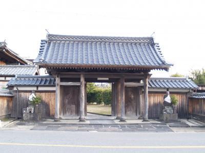 萩・保福寺
