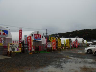 糸島半島 牡蠣食うドライブ