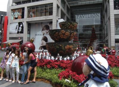 2010 義蔵・マレーシアの旅・クアラルンプール編