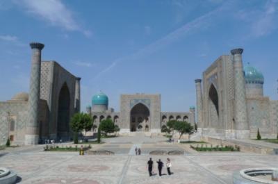 2010SW ウズベキスタン vol.3 サマルカンド編
