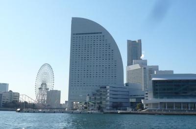2011年、最初の旅は横浜・みなとみらい
