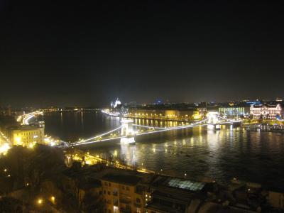 2010ドナウ川が見えるホテル巡り(その1・ブダペスト編)