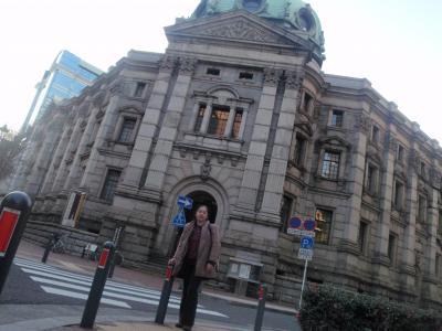 横浜馬車道・関内散策 2011年新春ハニーのお散歩ヨコハマ    レトロな町なみ散策10