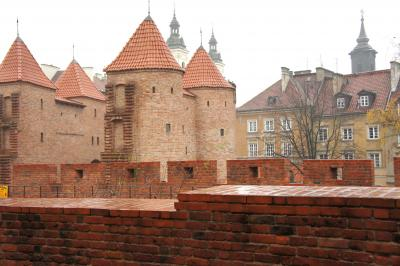 過去から未来へ―復興ワルシャワ***ポーランド(2)