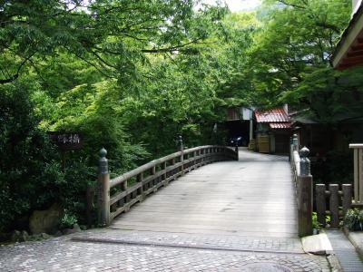 白川郷と山中温泉1泊旅行② ~鶴仙渓