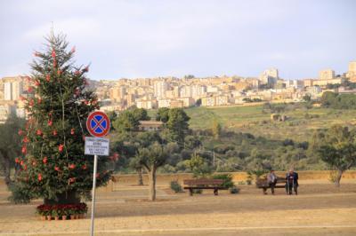 シチリア冬の旅 4.パレルモ、アグリジェント(7~9日目)