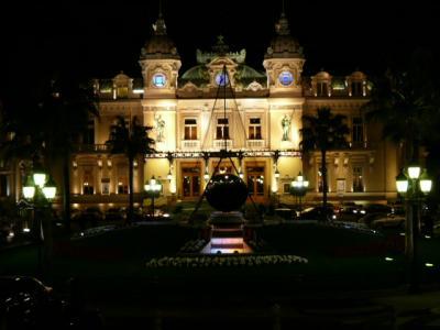 ドレスコードにお気をつけ!? Casino de Monte-Carlo