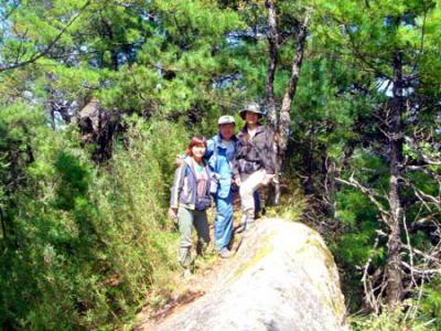 我去了中國的秘境・秦嶺山脈野生動物攝影2005② 佛坪國家級自然保護區編