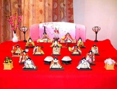 佐賀城下ひなまつり 訪問