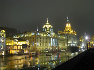 オフシーズンの上海へ!