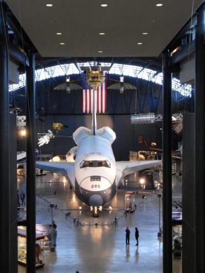 航空宇宙博物館別館 ウドバー・ハジー・センター