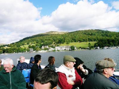 ロンドン・湖水地方の旅2003②湖水地方 London and The Lake District