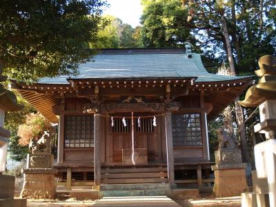 大神宮猿田彦神社(横浜市戸塚区名瀬町)