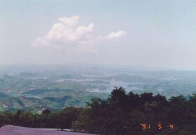 90年代の弾丸離島の旅1991.5  「朝鮮出兵の中継地点」   ~対馬・長崎~