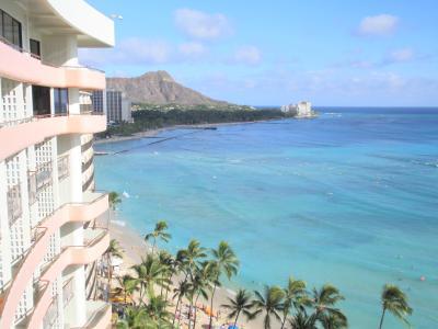 2010 遂に憧れのロイヤルハワイアンへ