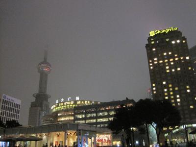 職場旅行上海2009