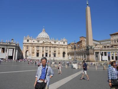 110715-23退職記念イタリア周遊旅行の巻