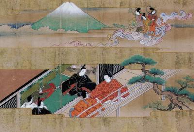 名古屋市博物館・絵葉書で綴る展示会(4):『日本の心・富士の美展』