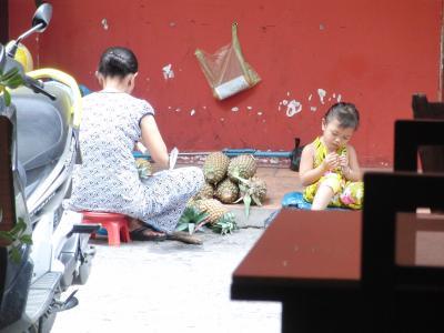 3. 雨季でも楽しい!中秋節のベトナム ~ホーチミン やっぱり楽しいショッピングとグルメ~