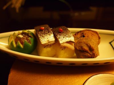 初秋の京都へ ミシュラン三ツ星 菊乃井の味を楽しむの巻