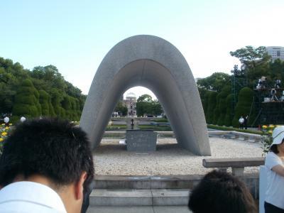 いつまでも「平和」な世界を願いたくて旅に出ました ―2010年夏 松山に寄ってから広島の平和記念式典に参列した3日間の旅行記― 後編