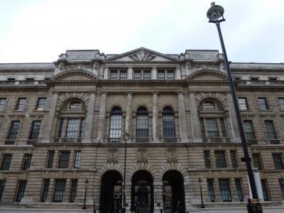 11年イギリス旅行 - ⑤ロンドン