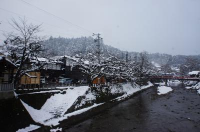 雪見の岐阜②ぶらり高山