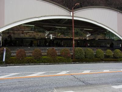 [1日目]2012年箱根旅行