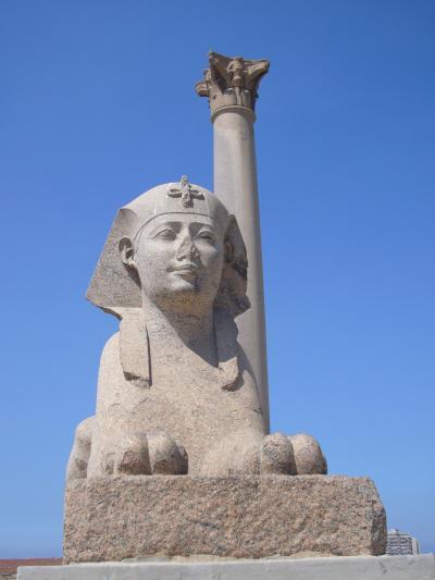 ハプニングの多かったエジプト10日間の旅・・・その6(アレキサンドリア編)
