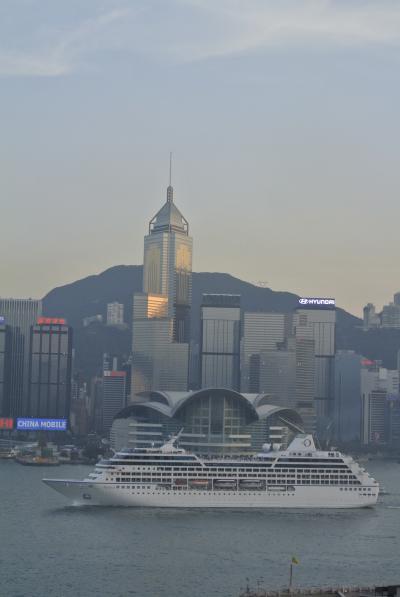 2012年3月 週末ジョギングは香港ビクトリアハーバーにて♪@シェラトン香港ホテル&タワーズ