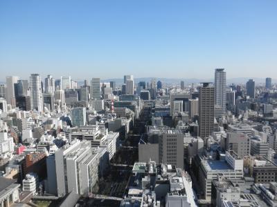 セント・レジス大阪「グランドデラックス・スィート」 [宿泊記]