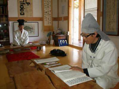 青鶴洞 韓国伝統文化を学ぶ書堂  1 麗水から求礼、河東へ