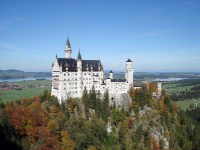 世界遺産ドイツ・スイス・フランスの旅[4]ドイツ・ノイシュバンシュタイン城