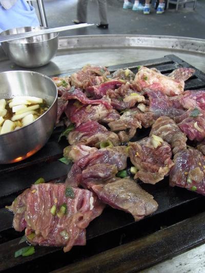 2012年5月 週末ソウル 食い倒れの旅