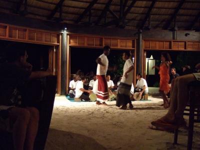 モルディブ旅行記2011 アンサナ ヴェラーヴァル(インオーシャンヴィラ) Part7 (四日目)