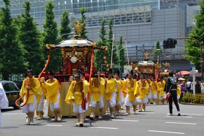 日枝神社 山王まつり 神幸祭
